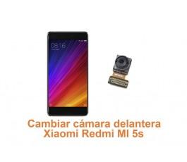 Cambiar cámara delantera Xiaomi Redmi MI 5s