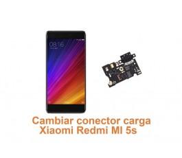 Cambiar conector carga Xiaomi Redmi MI 5s