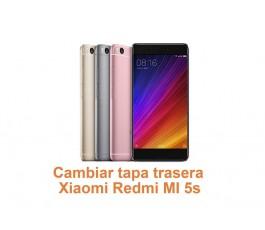 Cambiar tapa trasera Xiaomi Redmi MI 5s
