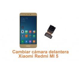 Cambiar cámara delantera Xiaomi Redmi MI 5