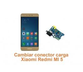 Cambiar conector carga Xiaomi Redmi MI 5