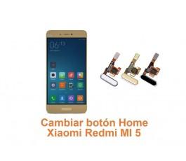 Cambiar botón Home Xiaomi Redmi MI 5