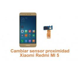 Cambiar sensor proximidad Xiaomi Redmi MI 5