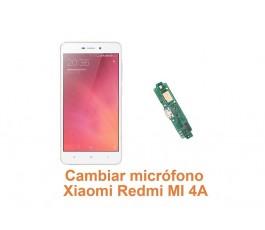 Cambiar micrófono Xiaomi Redmi MI 4A