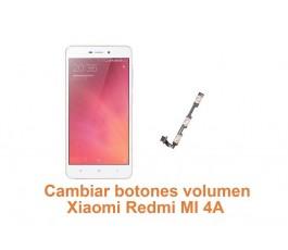 Cambiar botones volumen Xiaomi Redmi MI 4A
