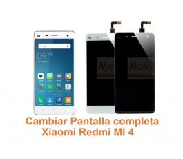 Cambiar pantalla completa Xiaomi Redmi MI 4
