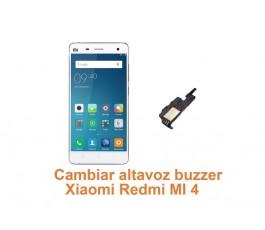 Cambiar altavoz buzzer Xiaomi Redmi MI 4