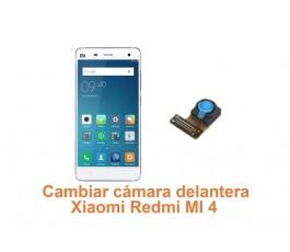 Cambiar cámara delantera Xiaomi Redmi MI 4