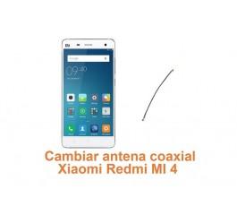 Cambiar antena coaxial Xiaomi Redmi MI 4