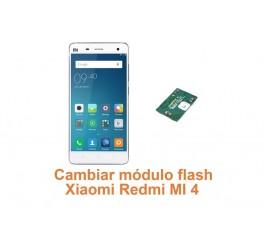 Cambiar módulo flash Xiaomi Redmi MI 4