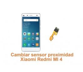 Cambiar sensor proximidad Xiaomi Redmi MI 4