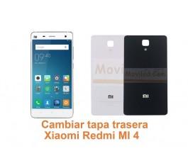 Cambiar tapa trasera Xiaomi Redmi MI 4