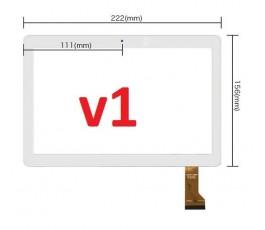 Pantalla táctil con referencia flex MGLCTP-90894 blanca V1