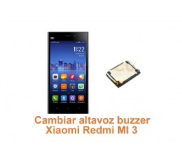 Cambiar altavoz buzzer Xiaomi Redmi MI 3