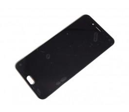 Pantalla completa táctil y lcd display para Oppo F3 negro