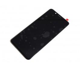 Pantalla completa táctil y lcd display para Oppo F5 negro