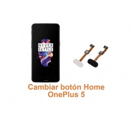 Cambiar botón Home OnePlus 5