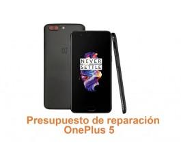 Presupuesto de reparación OnePlus 5