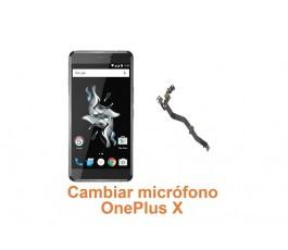 Cambiar micrófono OnePlus X