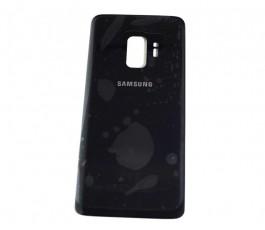 Tapa trasera para Samsung Galaxy S9 G960 negra
