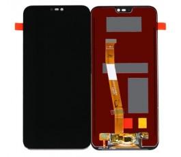 Pantalla completa táctil y lcd para Huawei P20 Lite negra