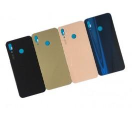 Tapa trasera para Huawei P20 negra