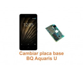 Cambiar placa base BQ Aquaris U