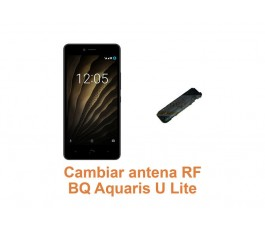 Cambiar antena RF BQ Aquaris U Lite