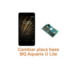 Cambiar placa base BQ Aquaris U Lite