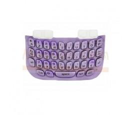 Teclado Morado para BlackBerry Curve 8520 - Imagen 1