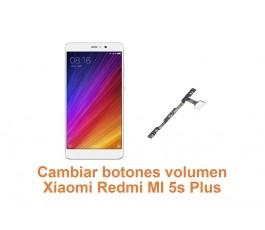 Cambiar botones volumen Xiaomi Redmi MI 5s Plus