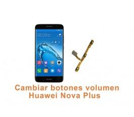 Cambiar volumen Huawei Nova Plus