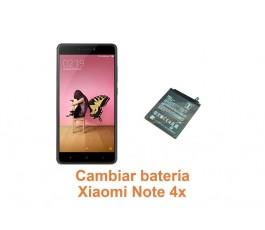Cambiar batería Xiaomi Note 4x