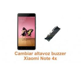 Cambiar altavoz buzzer Xiaomi Note 4x
