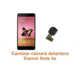 Cambiar cámara delantera Xiaomi Note 4x