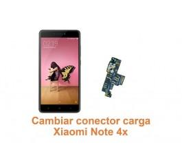 Cambiar conector carga Xiaomi Note 4x