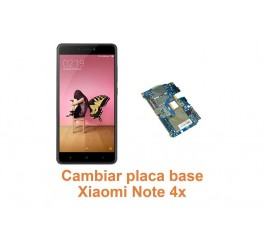 Cambiar placa base Xiaomi Note 4x