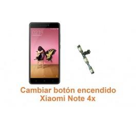 Cambiar botón encendido Xiaomi Note 4x