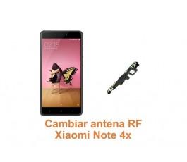 Cambiar antena RF Xiaomi Note 4x