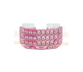 Teclado Rosa para BlackBerry Curve 8520 - Imagen 1