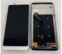 Pantalla completa táctil y lcd para Xiaomi Redmi 5 Plus blanca