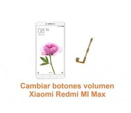 Cambiar botones volumen Xiaomi Redmi MI Max