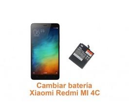 Cambiar batería Xiaomi Redmi MI 4C