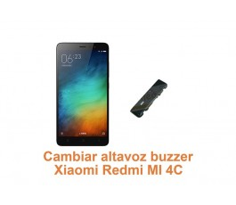 Cambiar altavoz buzzer Xiaomi Redmi MI 4C