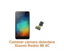 Cambiar cámara delantera Xiaomi Redmi MI 4C