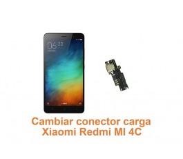 Cambiar conector carga Xiaomi Redmi MI 4C