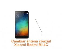 Cambiar antena coaxial Xiaomi Redmi MI 4C