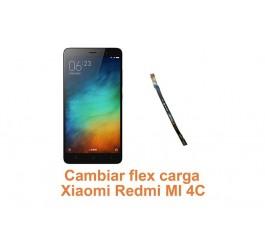 Cambiar flex carga Xiaomi Redmi MI 4C
