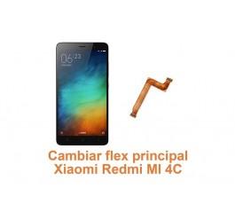 Cambiar flex principal Xiaomi Redmi MI 4C