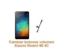 Cambiar botones volumen Xiaomi Redmi MI 4C